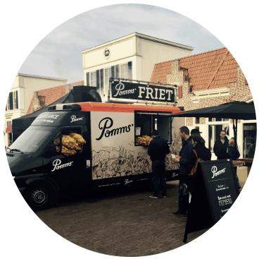 defrieschoolbus.nl | verhuur friet(foodtrucks) | Nederland | ambulance